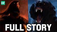Mor'du's Full Story - The Violent Life of A Cursed Prince Discovering Pixar's Brave