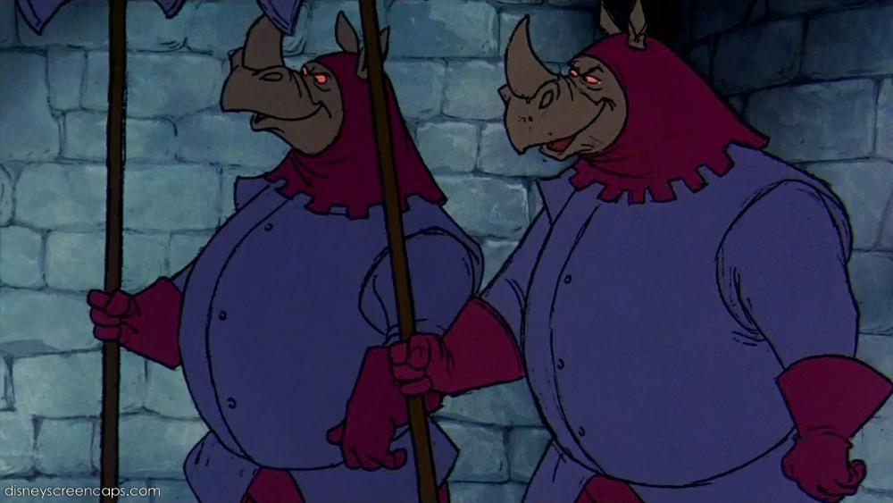 Rhino Guards