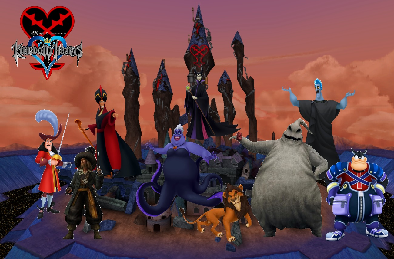 Council of Disney Villains
