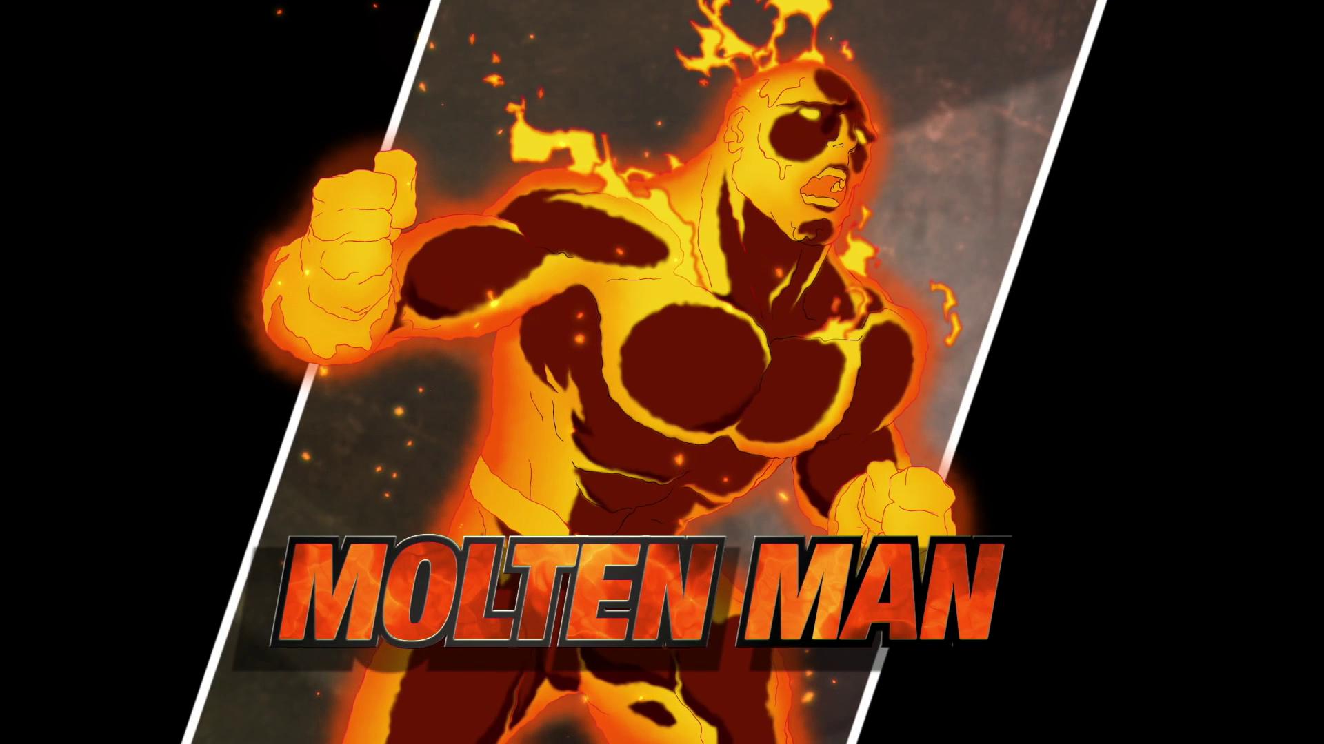 Molten Man