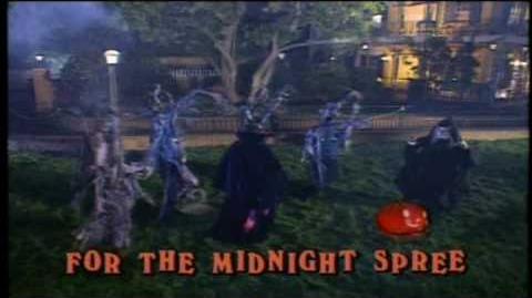 Disney Villains 'Grim Grinning Ghosts'