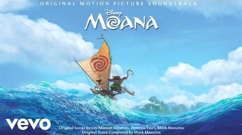 """Jemaine Clement - Shiny (From """"Moana"""" Audio Only)"""