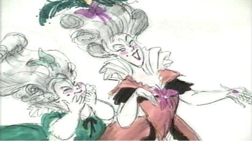Belle's sisters