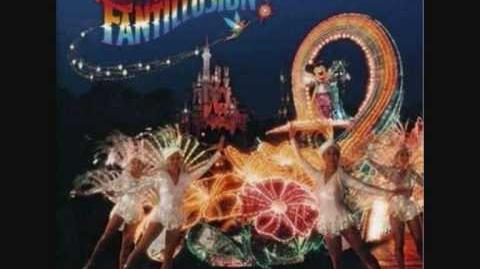 Disney's Fantillusion! Soundtrack Part 3 - Light Turns Into Night