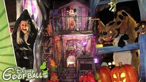 Disney Villains Halloween Celebration - Halloween Party Disneyland Paris 2018