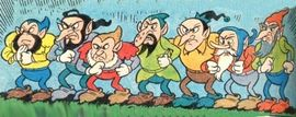 Bad Seven Dwarfs