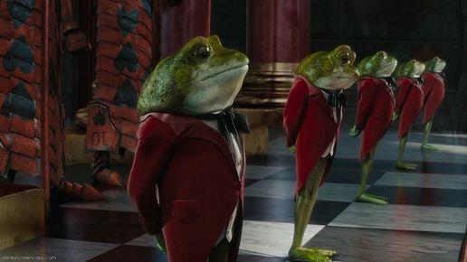 Frog Servants