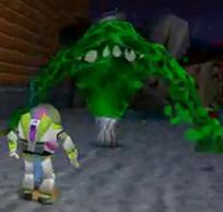 Trashcan Monster