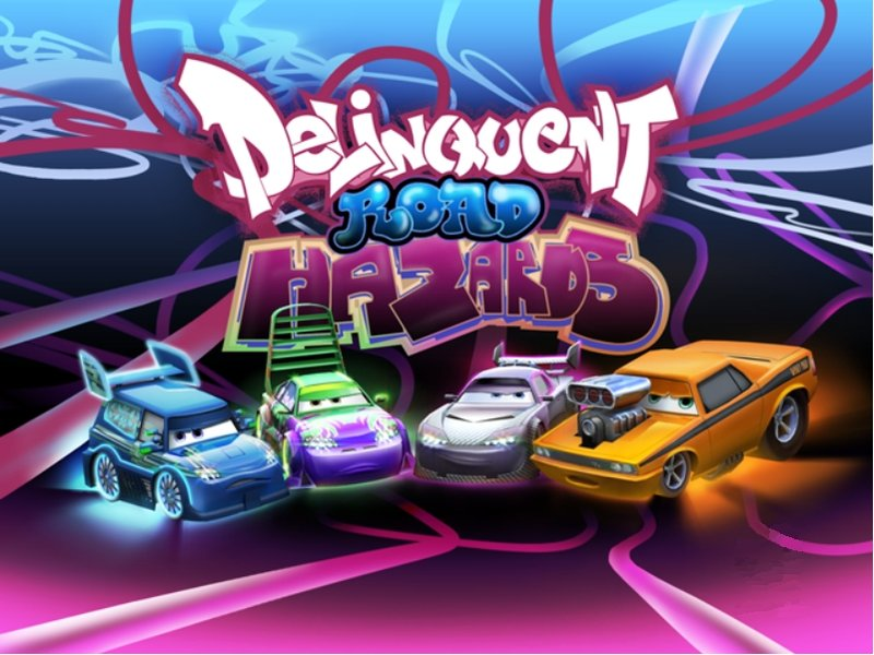 The Delinquent Road Hazards