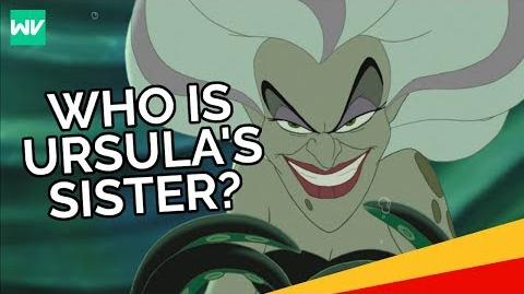 Morgana's FULL Story The Little Mermaid Discovering Disney