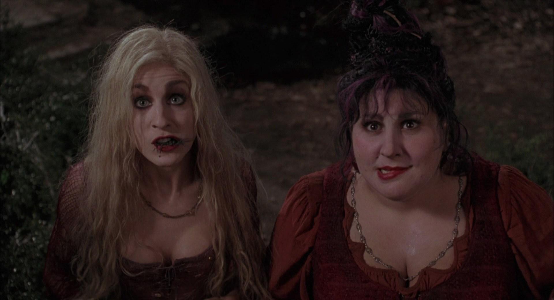 Mary & Sarah Sanderson
