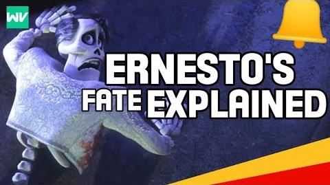 Ernesto De La Cruz's Fate Explained! What Happened After The Bell? Discovering Coco Theory