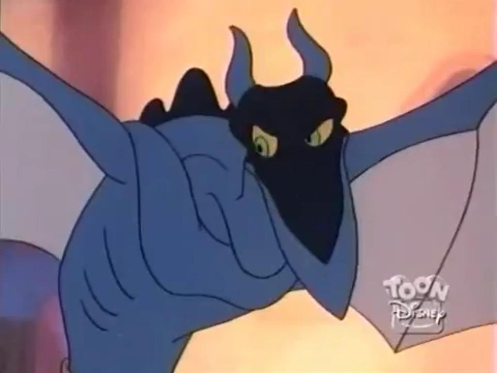 Mozenrath's Winged Beast