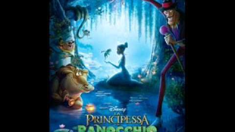 The Princess and The Frog Bayou Boogie Love Is A Magical Mystery