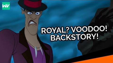 """Dr. Facilier's Voodoo, """"Royal"""" Lineage and Past Explained Princess and the Frog Theory"""