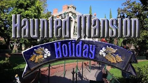 Haunted Mansion Holiday 2015 1080p by Martin