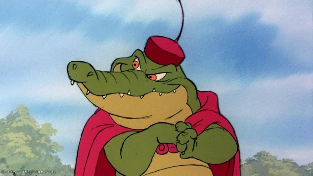 Captain Crocodile