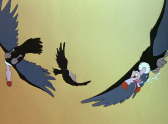 The Vultures (Melody Time)