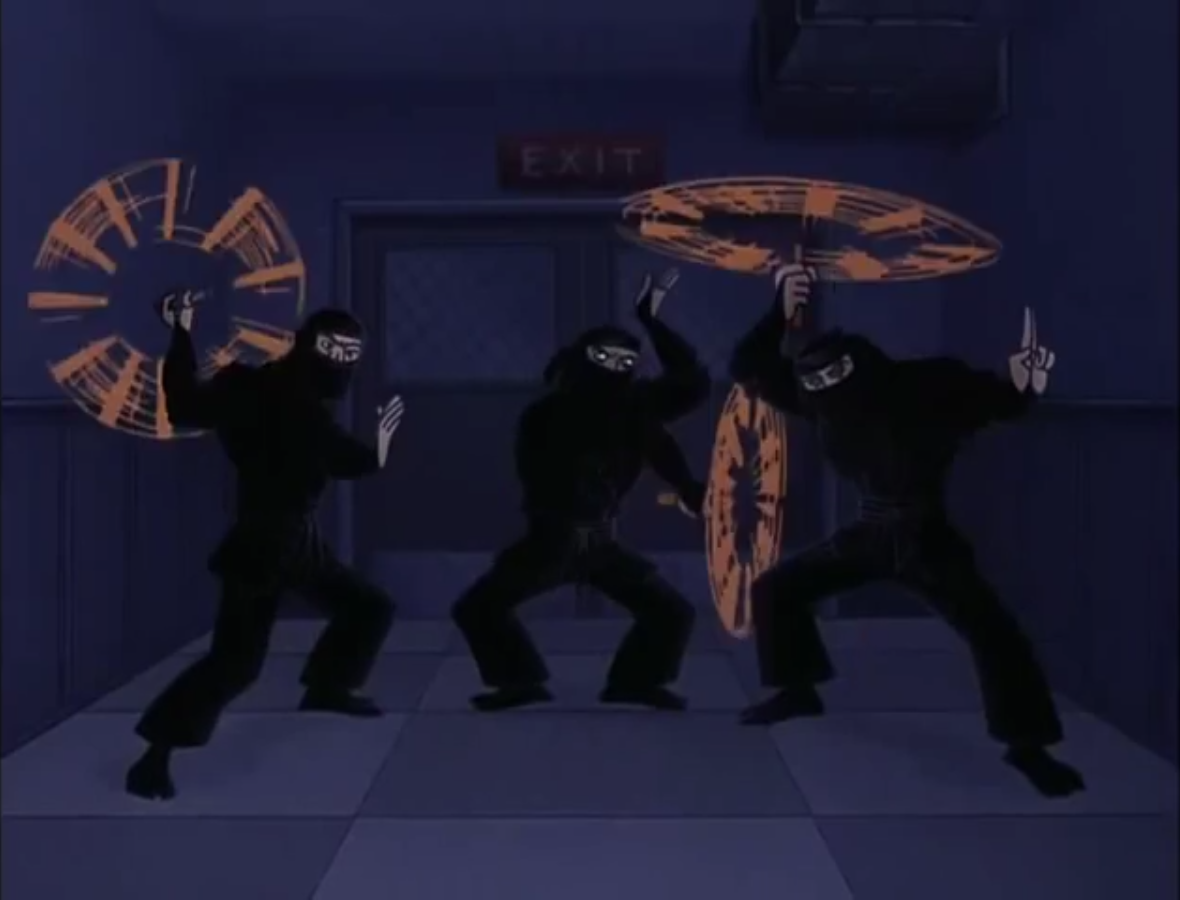 Dr. Benedict's Ninja Army