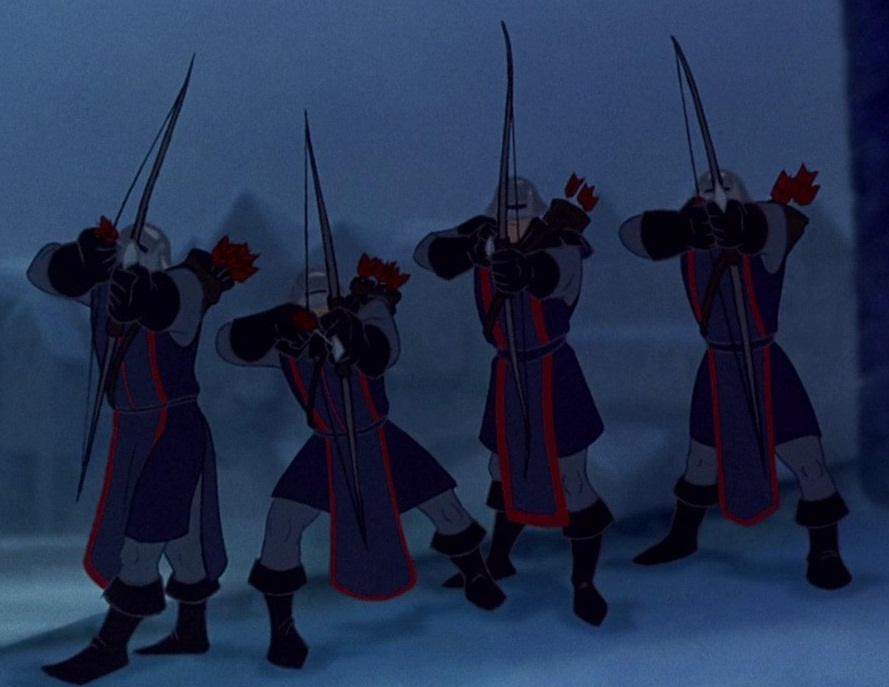 Frollo's Guards