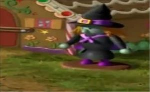 Witch(Little Einsteins)