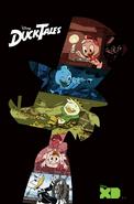 DuckTales 2017 Poster