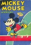 Mickey Mouse Annual 2