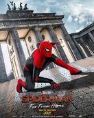 Spider-Man Far From Home Poster 3