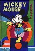 Mickey Mouse Annual 3