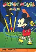 Mickey Mouse Annual 4