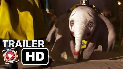 Dumbo (2019) Trailer 2 Latino