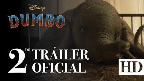 Dumbo Tráiler 2 Sub