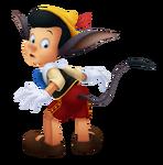 Pinocchio KH 3D 2