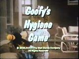 Goofy's Hygiene Game
