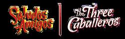 Saludos Amigos & The Three Caballeros logo.png