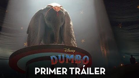 Dumbo 2019 Primer Tráiler