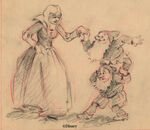 Snow White storyboard 01