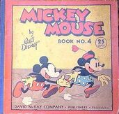 Mickey Mouse Series 4