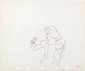 Snow White Boceto 1