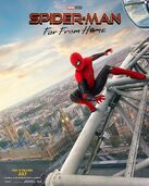 Spider-Man Far From Home Poster 4