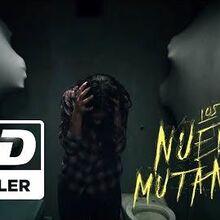 Los nuevos mutantes 1° Trailer sub
