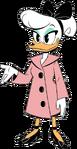 Daisy Duck Transparent