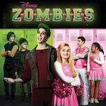Disney Zombies Soundtrack Cover