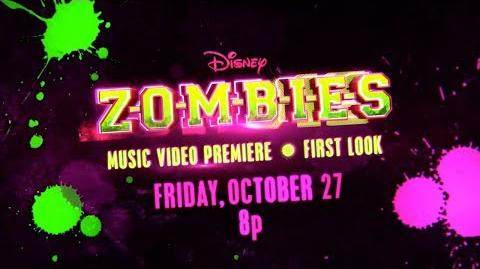 ALERT!_ZOMBIES_are_coming!💥_ZOMBIES_Disney_Channel