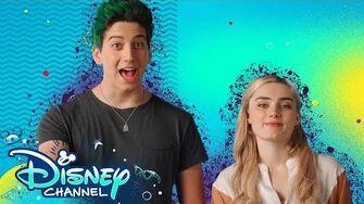 Meg_and_Milo_Share_ZOMBIES_2_Secrets!_ZOMBIES_2_Disney_Channel