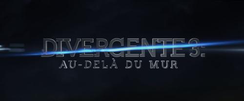 Divergente 3: Au-delà du mur