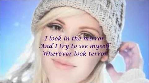 Ellie Goulding - Mirror (Lyrics) (Hunger Games Catching Fire Soundtrack)