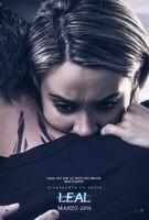 Poster Leal Tris abrazando a Cuatro
