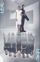 Divergente La Serie Leal poster oficial