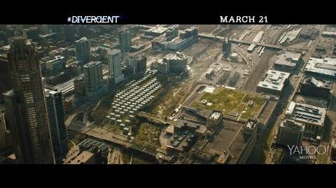DIVERGENTE - Trailer final doblado al Español (Oficial)